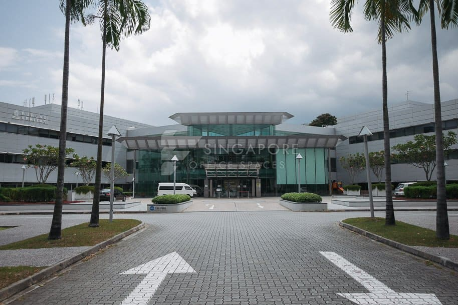 Teletech Park Office For Rent Singapore 1253