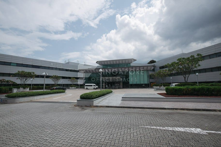 Teletech Park Office For Rent Singapore 1254