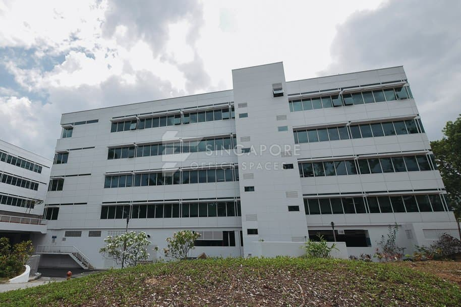 The Alpha Office For Rent Singapore 1256