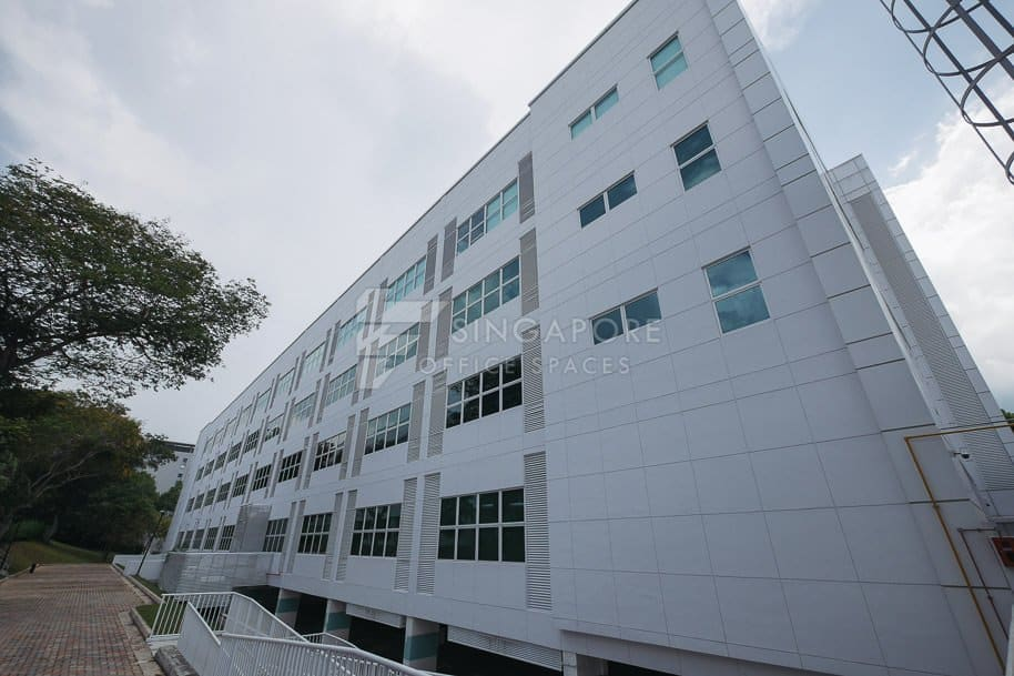 The Aries Office For Rent Singapore 1226