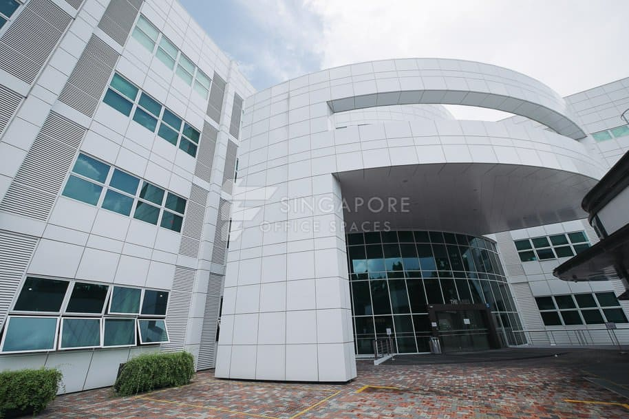 The Aries Office For Rent Singapore 1232