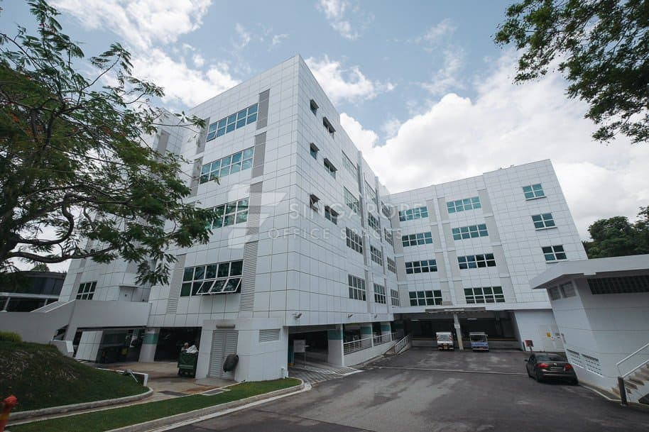 The Aries Office For Rent Singapore 1234