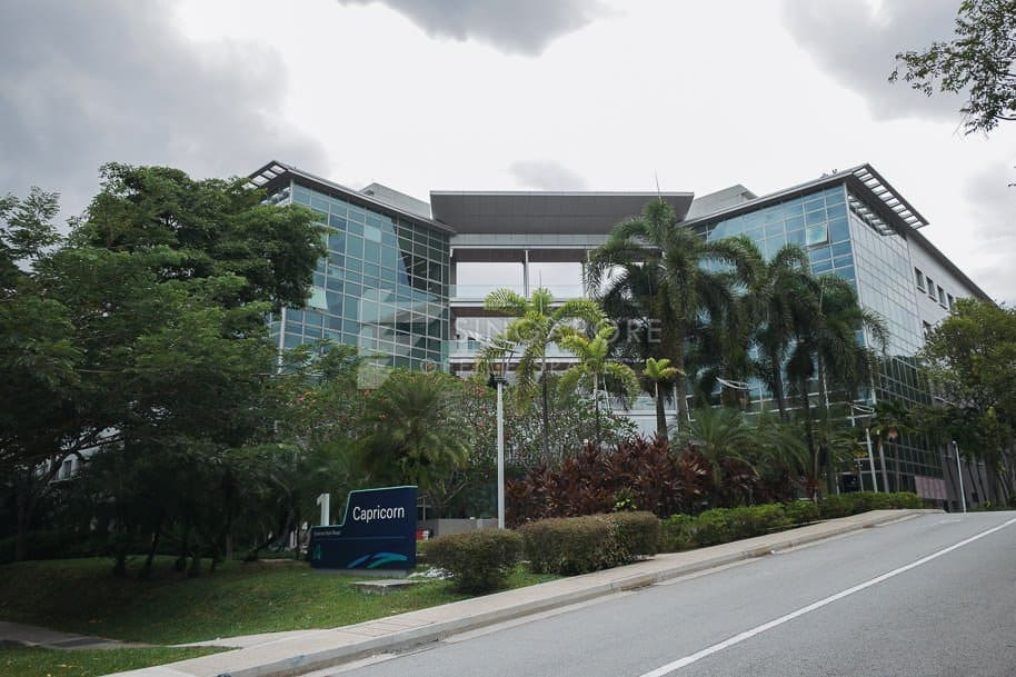 The Capricorn Office For Rent Singapore 1260