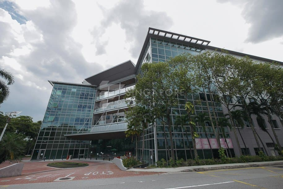 The Capricorn Office For Rent Singapore 1263
