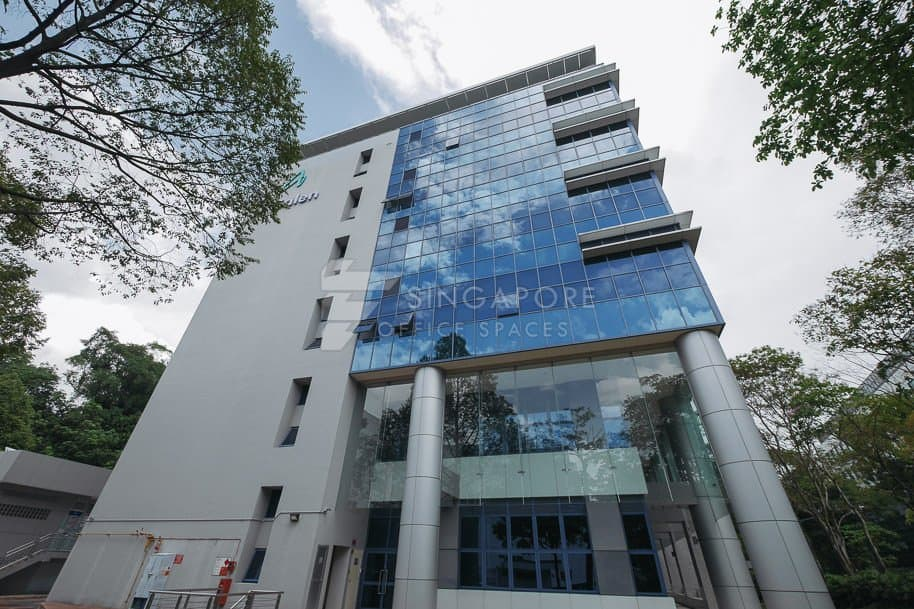 The Galen Office For Rent Singapore 1235