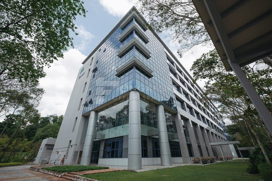 The Galen Office For Rent Singapore 1236