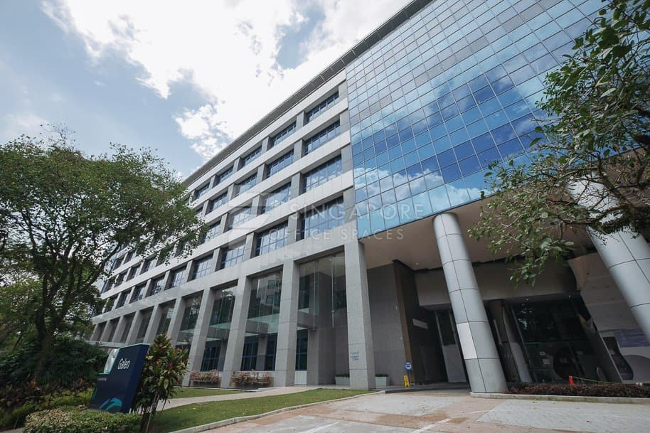 The Galen Office For Rent Singapore 1241
