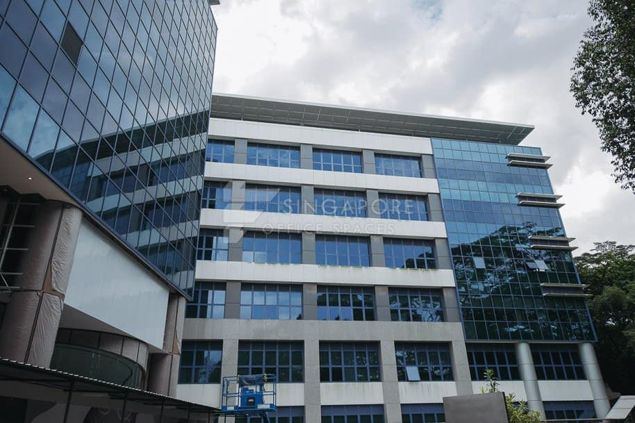 The Galen Office For Rent Singapore 1242