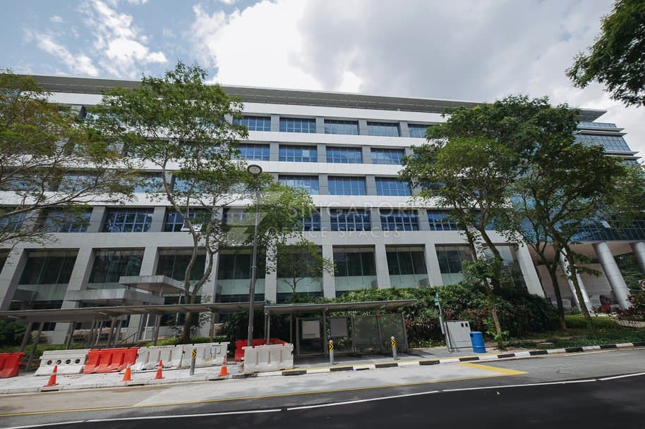 The Galen Office For Rent Singapore 1246