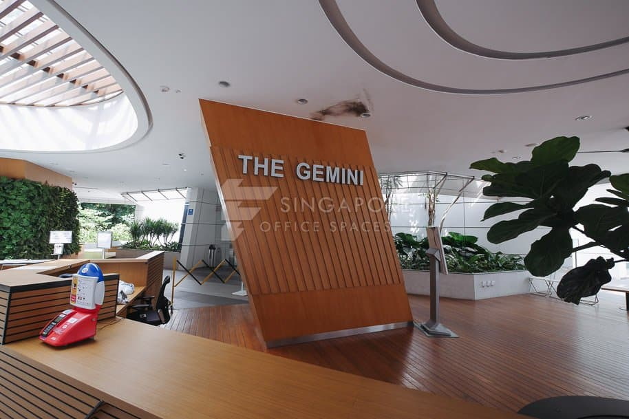 The Gemini Office For Rent Singapore 1270
