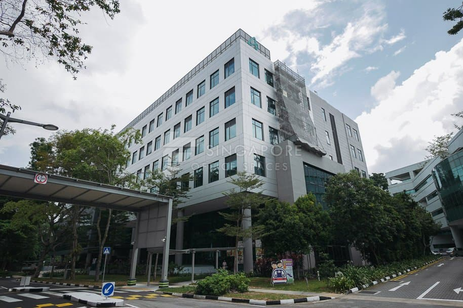 The Kendall Office For Rent Singapore 1238