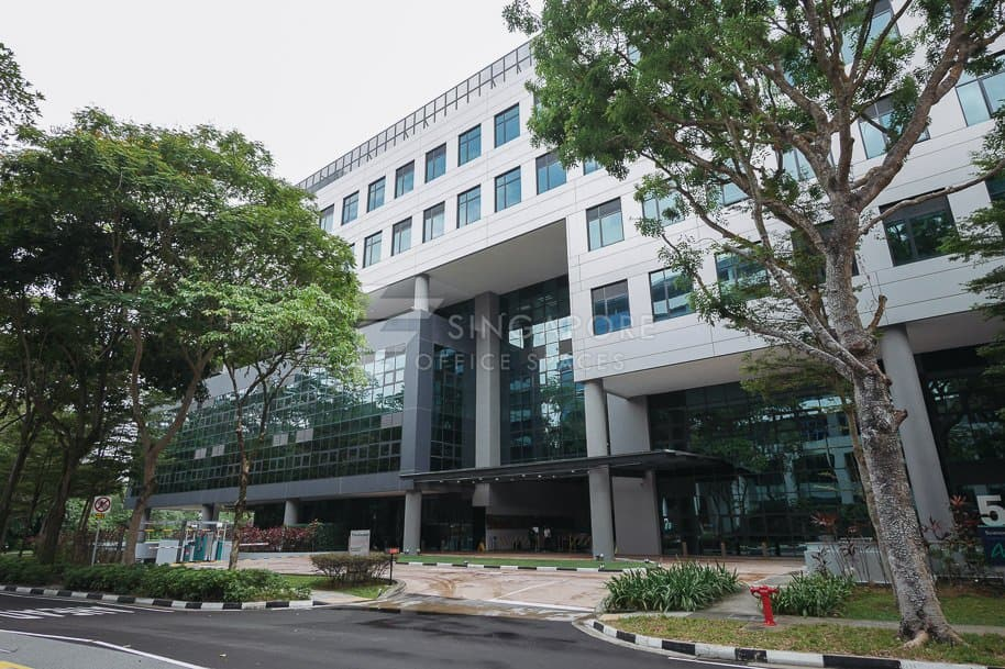 The Kendall Office For Rent Singapore 1239