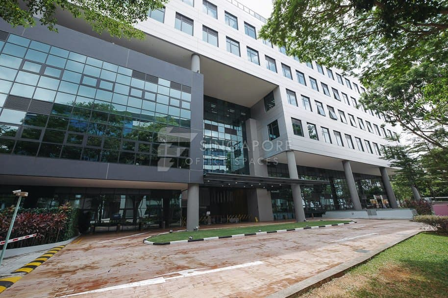 The Kendall Office For Rent Singapore 1244