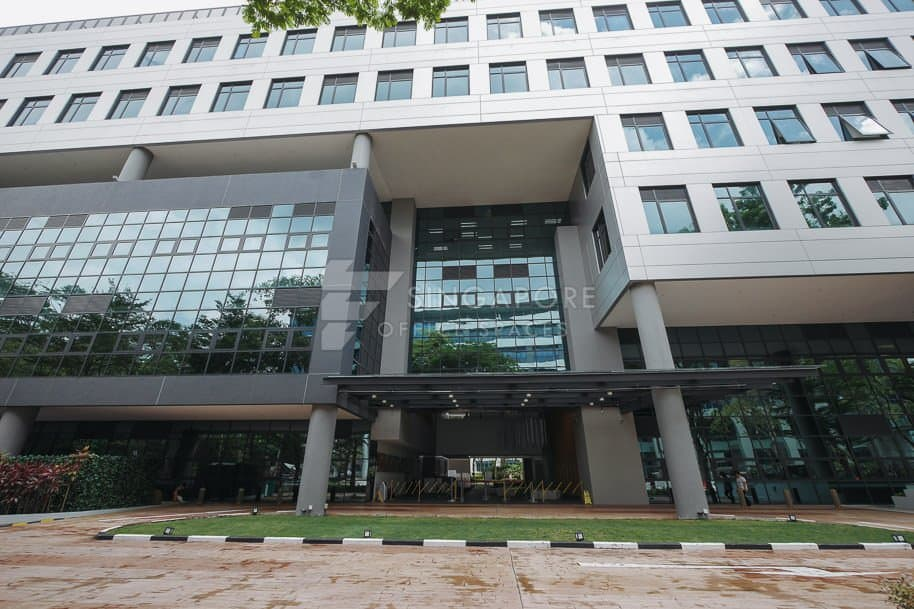 The Kendall Office For Rent Singapore 1245
