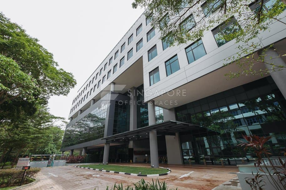 The Kendall Office For Rent Singapore 1247