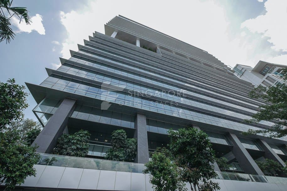 The Metropolis Office For Rent Singapore 349