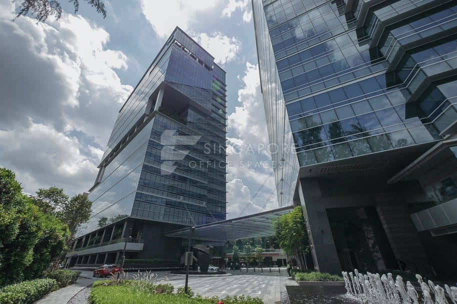 The Metropolis Office For Rent Singapore 350