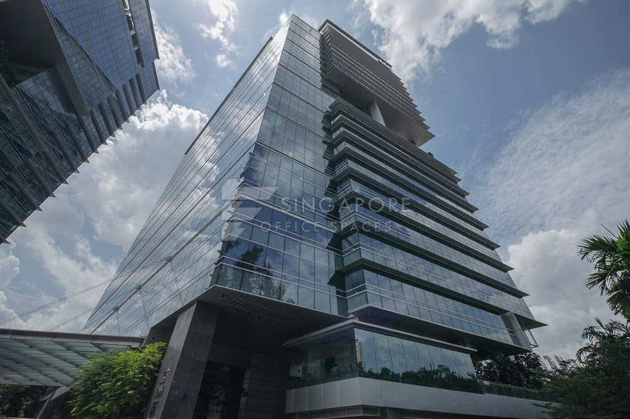 The Metropolis Office For Rent Singapore 351