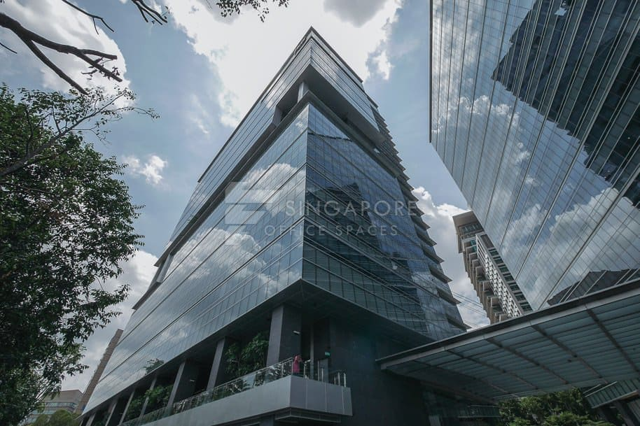 The Metropolis Office For Rent Singapore 355