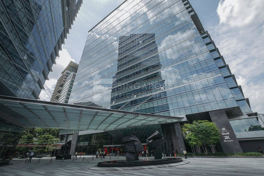 The Metropolis Office For Rent Singapore 356