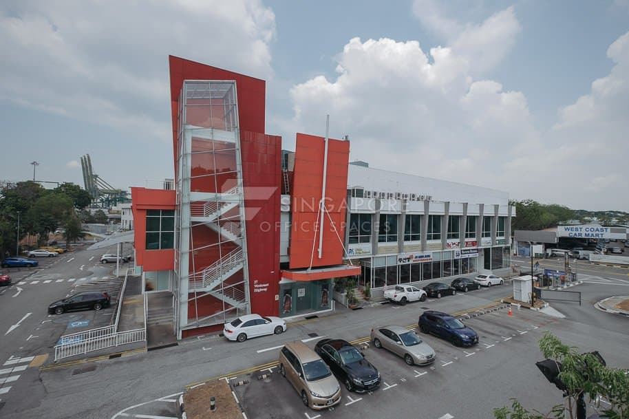 Westway Office For Rent Singapore 1029
