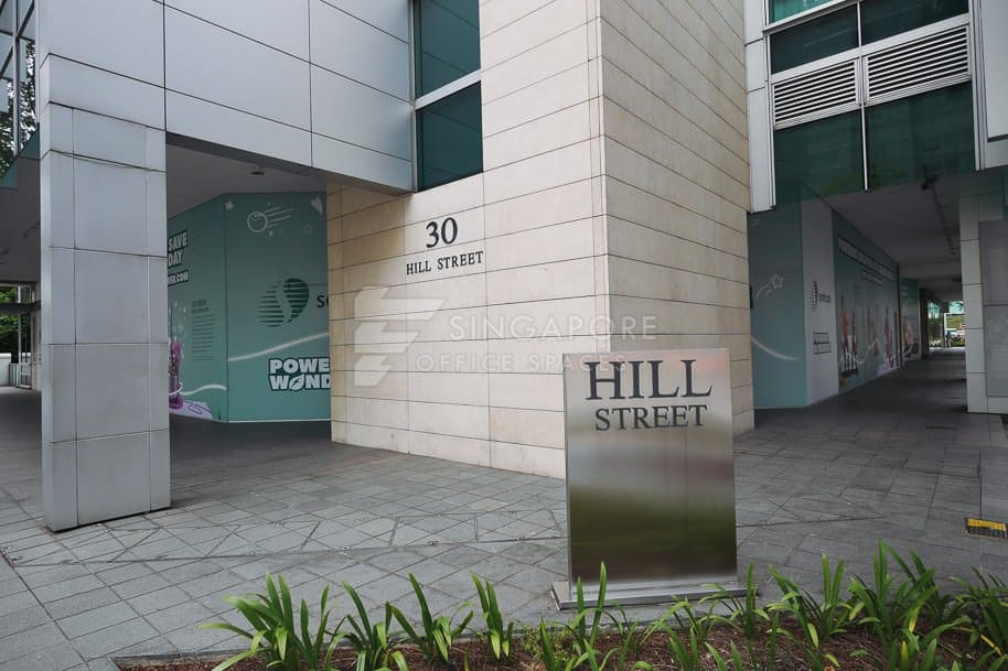 30 Hill Street Office For Rent Singapore 1177