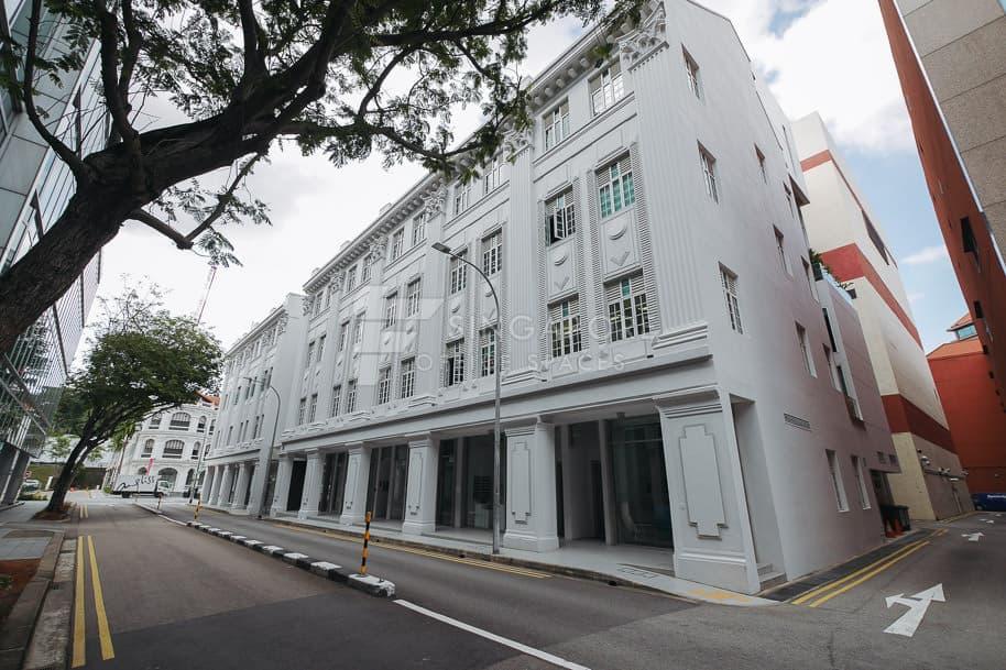 36 & 38 Armenian Street Office For Rent Singapore 1178