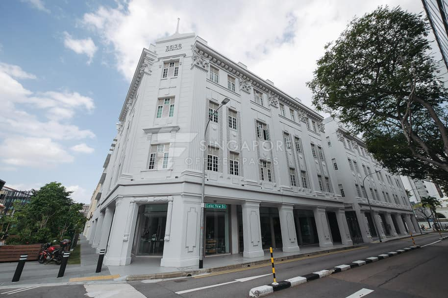 36 & 38 Armenian Street Office For Rent Singapore 1180