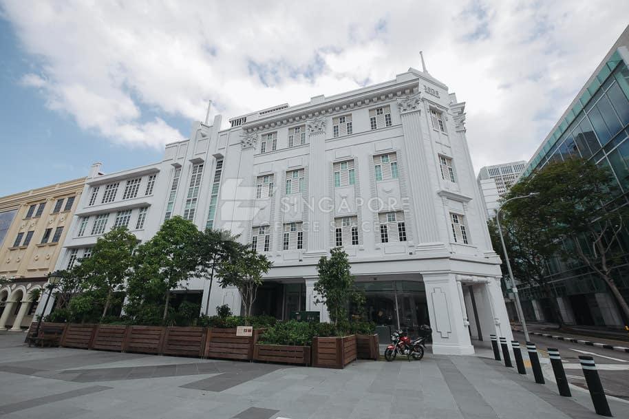 36 & 38 Armenian Street Office For Rent Singapore 1181