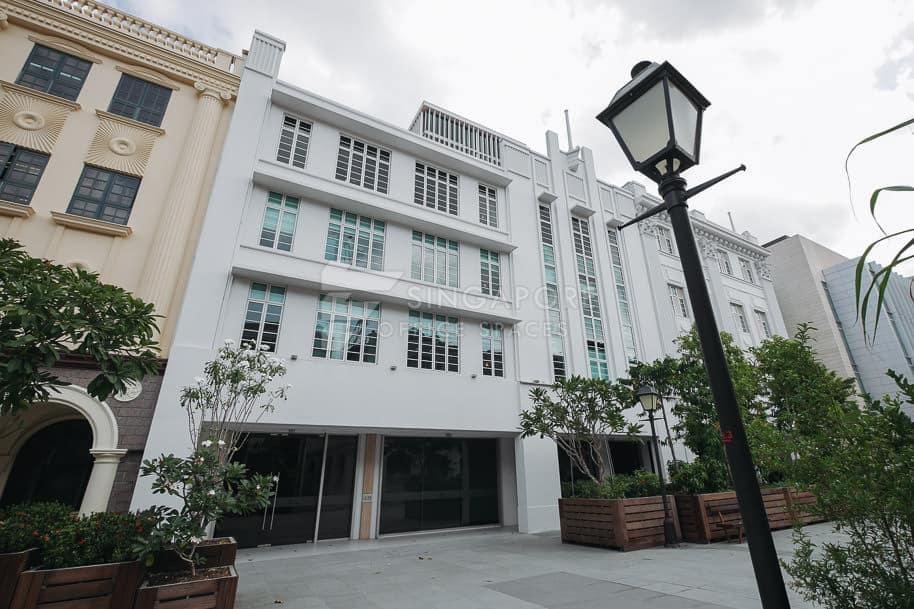 36 & 38 Armenian Street Office For Rent Singapore 1186
