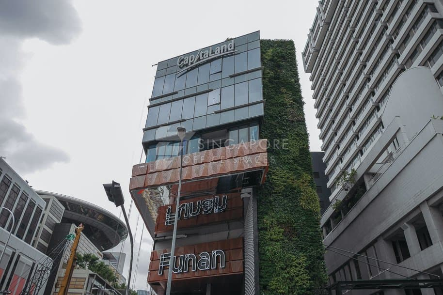 Funan Office For Rent Singapore 877
