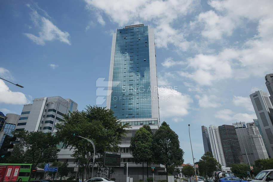 High Street Centre Office For Rent Singapore 1172