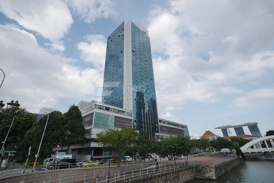 High Street Centre Office For Rent Singapore 1197