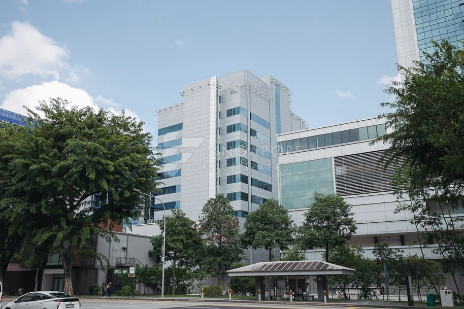 High Street Plaza Office For Rent Singapore 1173