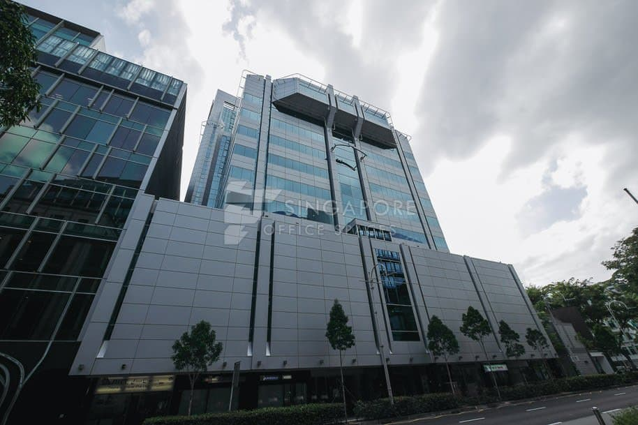 High Street Plaza Office For Rent Singapore 1189