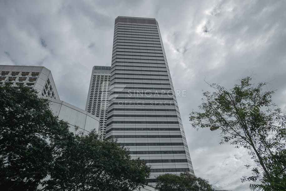 Raffles City Tower Office For Rent Singapore 112