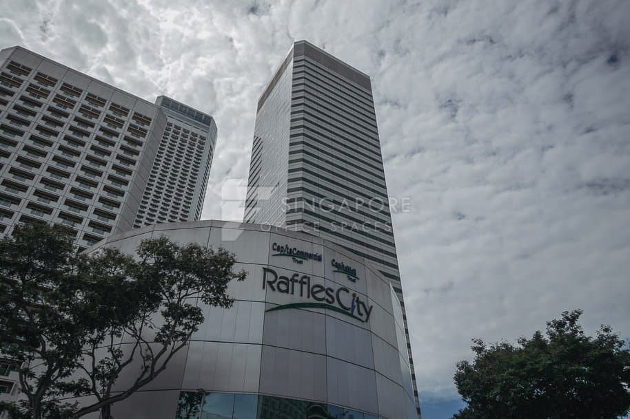 Raffles City Tower Office For Rent Singapore 78
