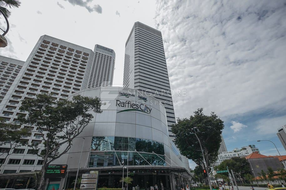 Raffles City Tower Office For Rent Singapore 79