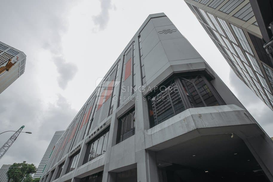 The Adelphi Office For Rent Singapore 881