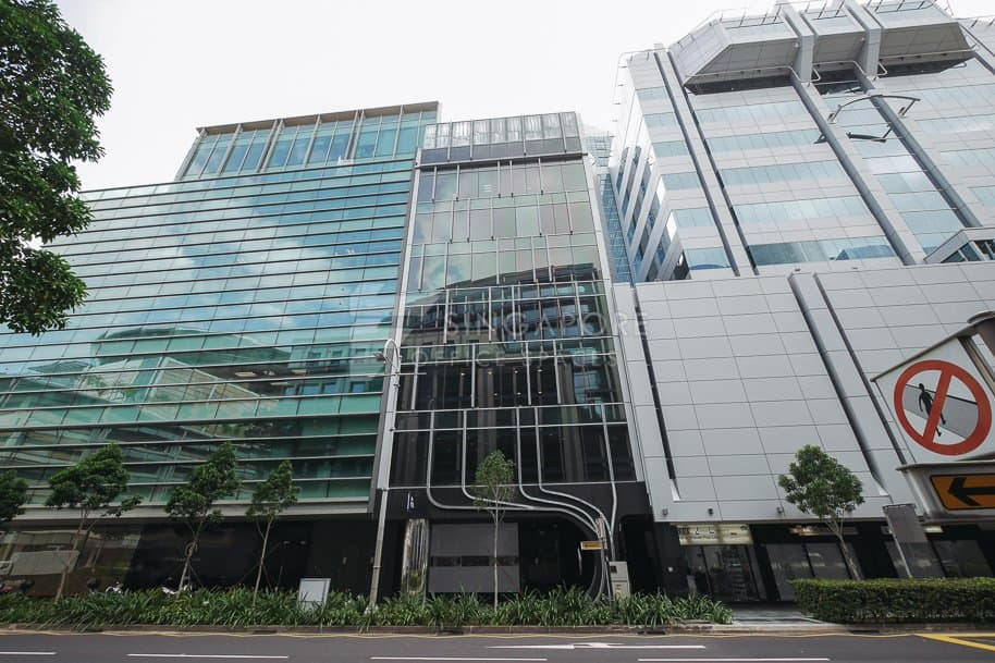 The Co Building Office For Rent Singapore 1190