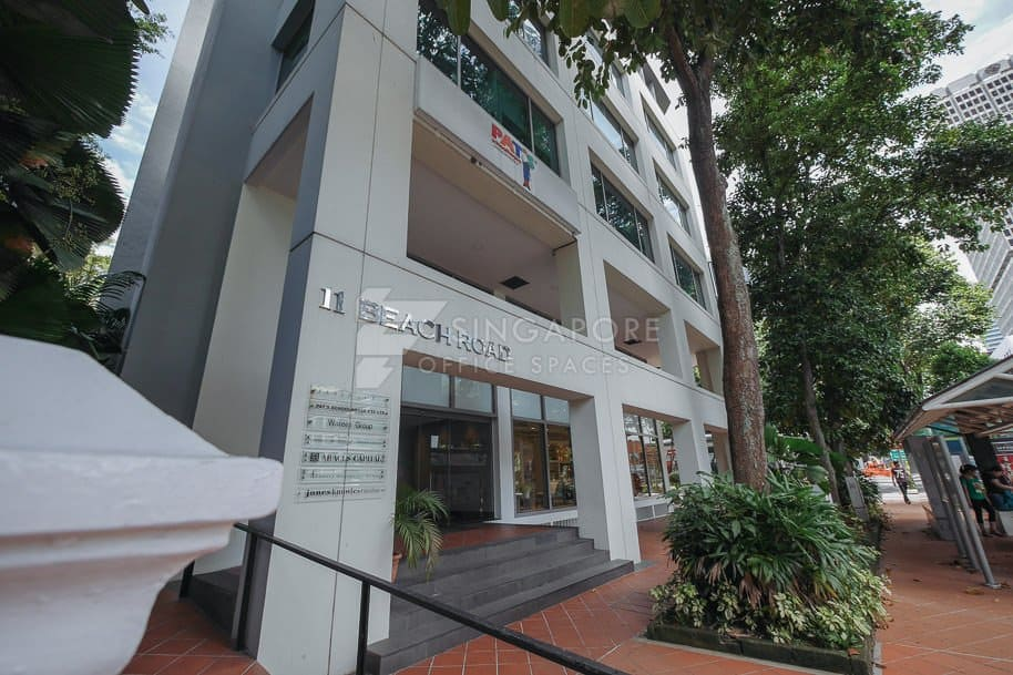 11 Beach Road Office For Rent Singapore 71