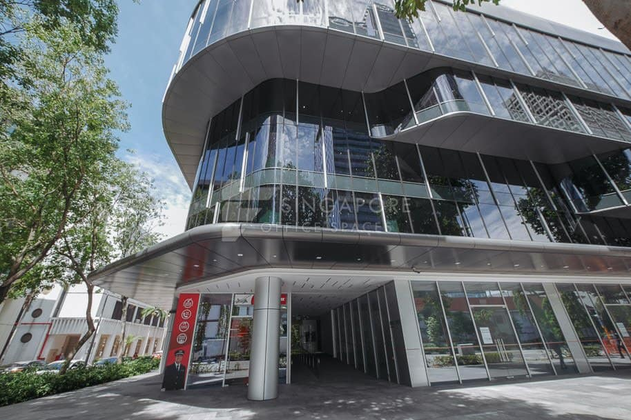Beach Centre Office For Rent Singapore 67