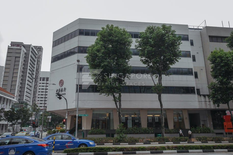 Boc Plaza Office For Rent Singapore 316