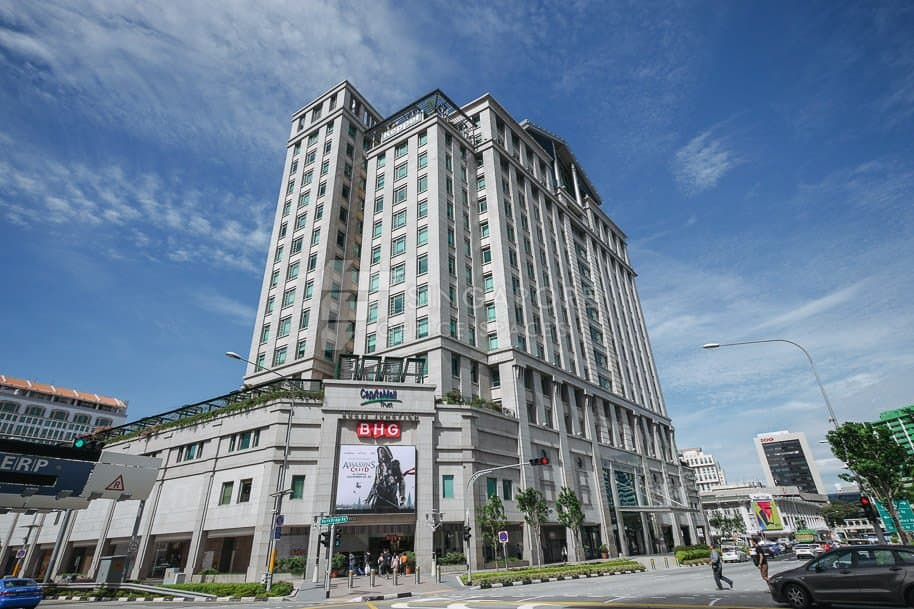Bugis Junction Towers Office For Rent Singapore 40