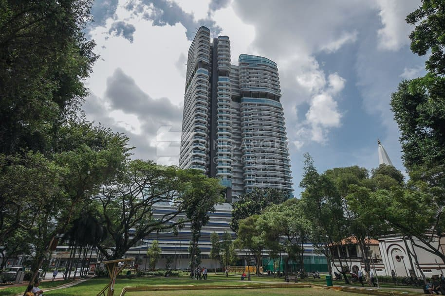 City Gate Office For Rent Singapore 951