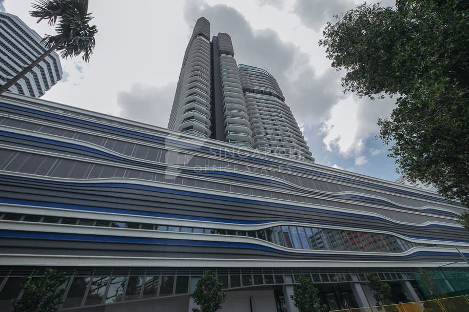 City Gate Office For Rent Singapore 952