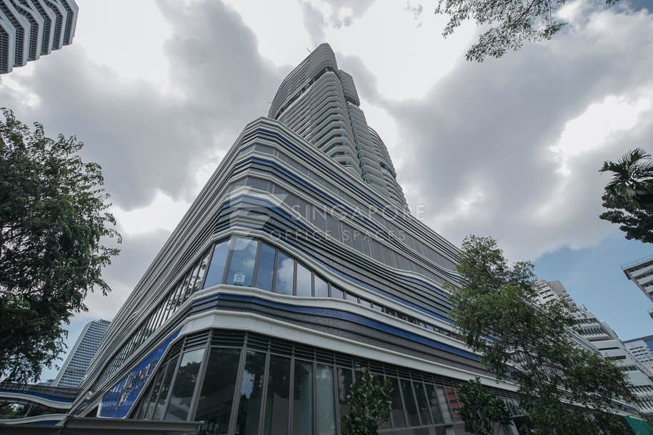 City Gate Office For Rent Singapore 953