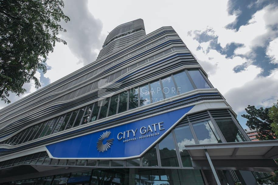 City Gate Office For Rent Singapore 954