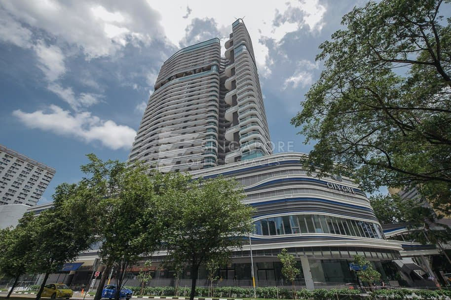 City Gate Office For Rent Singapore 956