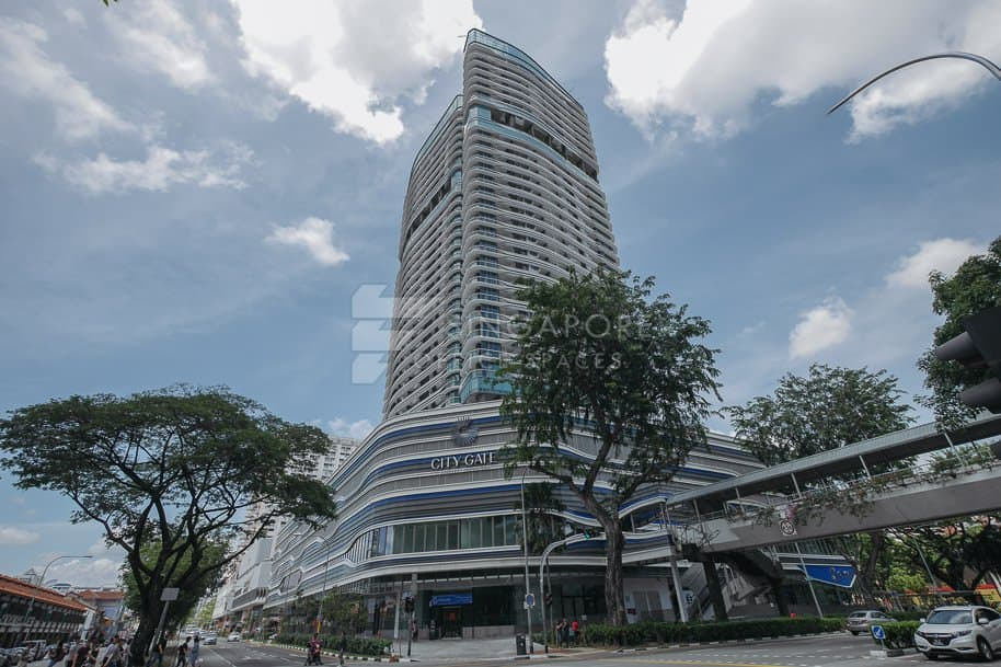 City Gate Office For Rent Singapore 957